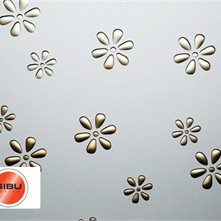 SIBU Design SIBU MultiStyle 3D Flowers Gold