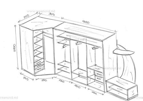 Мебель для прихожей 143 я серия