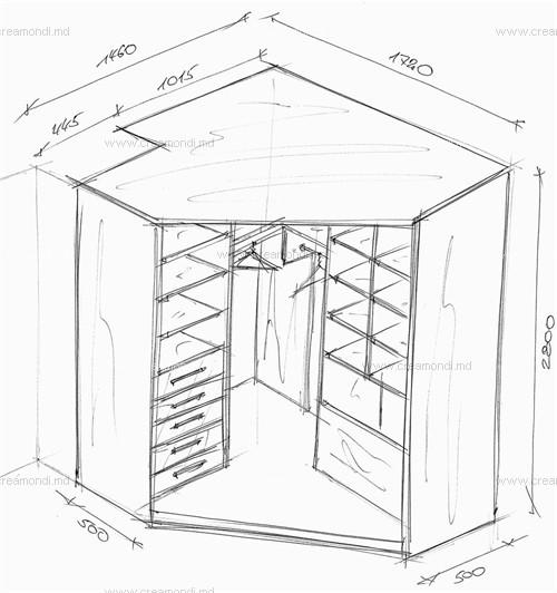 угловые кухни интерьер