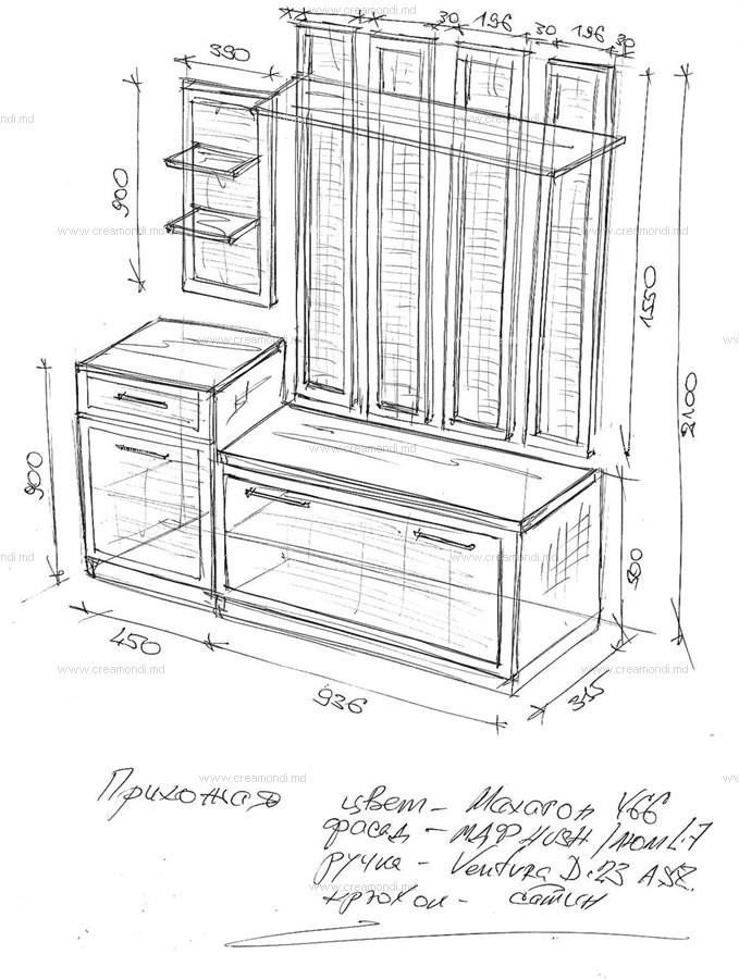 Мебель своими руками из дсп с чертежами 166