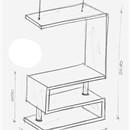 корпусная мебель в однокомнатную квартиру
