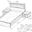 Кровать на подиуме эскизы своими руками