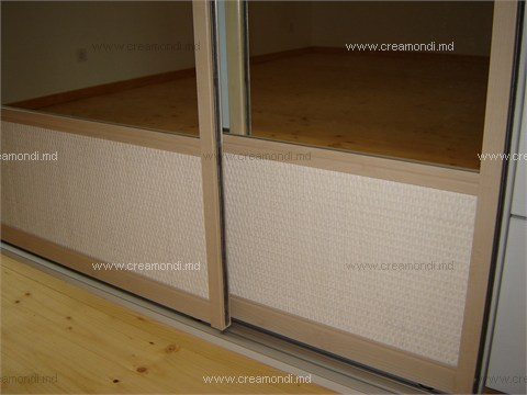 Шкафы-купе белому шкафу - белый ротанг в молдове, мебель в к.