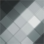 SIBU Design SIBU MultiStyle MSC Rhombus Fashion Grey Classic 30/3x30/3